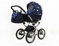 BabyMove Margarita Chrome Navy Blue Star