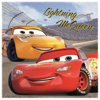 Disney Cars díszpárna