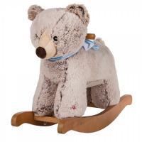 Petite&Mars Hojdačka s melódiou medveď Tony
